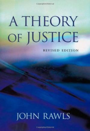 Book cover A Theory of Justice