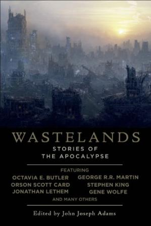 Book cover Wastelands: Stories of the Apocalypse