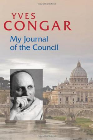 Copertina My Journal of the Council
