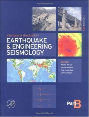 Обкладинка книги International Handbook of Earthquake and Engineering Seismology