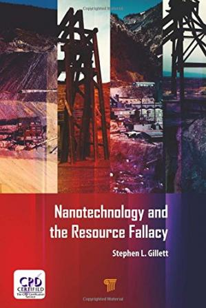 کتاب کی کور جلد Nanotechnology and the Resource Fallacy