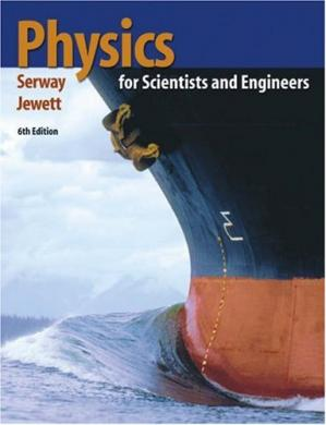 Couverture du livre Physics for scientists and engineers