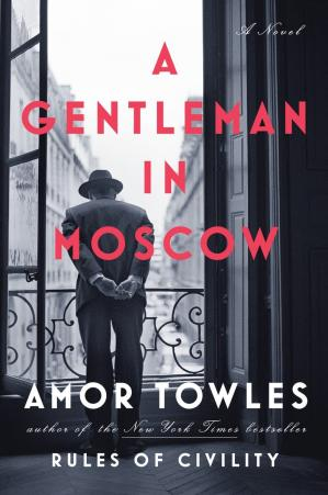 Book cover A Gentleman in Moscow