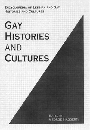 A capa do livro Encyclopedia of Gay Histories and Cultures: Volume 2 (Special - Reference)