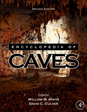 Book cover Encyclopedia of Caves (Second Edition)