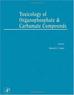 Buchdeckel Toxicology of Organophosphate Carbamate Compounds