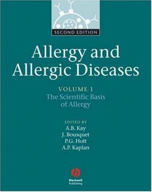 Book cover Allergy and Allergic Diseases, 2 Volume Set