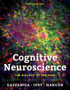 Book cover Cognitive Neuroscience: The Biology of the Mind