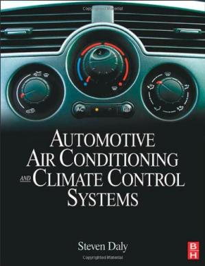 Book cover Automotive  Air Conditioning and Climate Control Systems