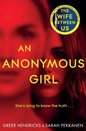 Book cover An Anonymous Girl