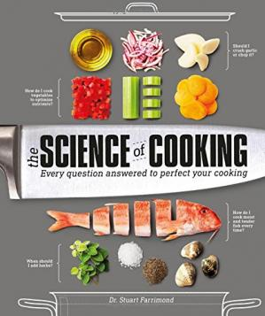 书籍封面 The Science of Cooking: Every Question Answered to Perfect Your Cooking