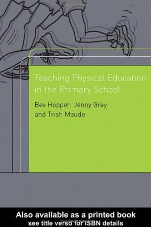 Book cover Teaching Physical Education in the Primary School