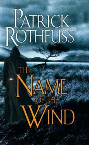 Book cover The Name of the Wind