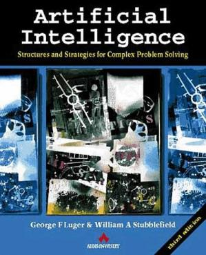 Book cover Artificial Intelligence: Structures And Strategies For Complex Problem Solving