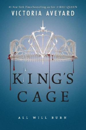 Book cover King's Cage