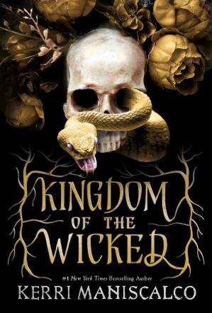 Book cover Kingdom of the Wicked