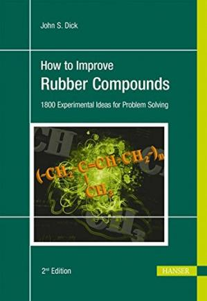Copertina How to improve rubber compounds : 1800 experimental ideas for problem solving