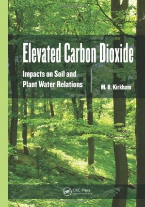 Portada del libro Elevated Carbon Dioxide: Impacts on Soil and Plant Water Relations