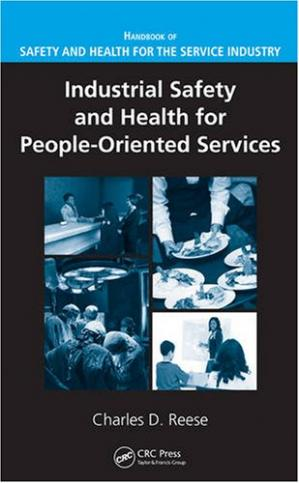 Copertina Industrial Safety and Health for People-Oriented Services