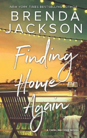 Book cover Finding Home Again
