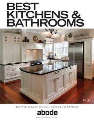 Book cover Best Kitchens & Bathrooms. Part 3