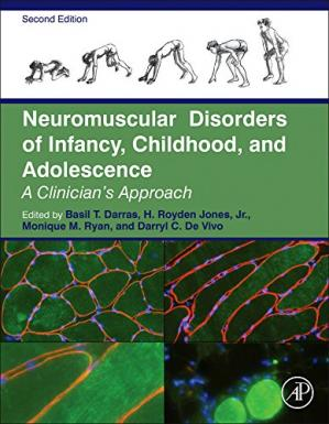 A capa do livro Neuromuscular disorders of infancy, childhood, and adolescence : a clinician's approach