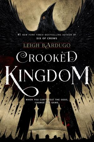 Sampul buku Crooked Kingdom: A Sequel to Six of Crows