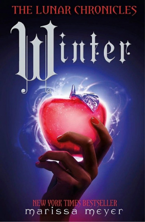 Book cover The Lunar Chronicles 4 - Winter
