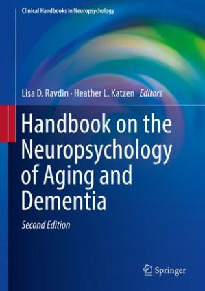 ปกหนังสือ Handbook on the Neuropsychology of Aging and Dementia