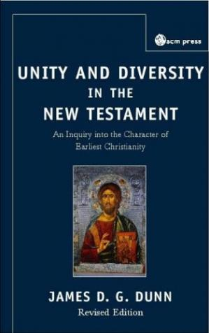 Okładka książki Unity and diversity in the New Testament: an inquiry into the character of earliest Christianity