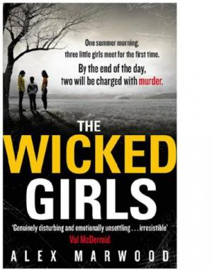Couverture du livre The Wicked Girls