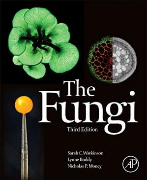 Book cover The Fungi, Third Edition