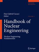 Book cover Handbook of Nuclear Engineering