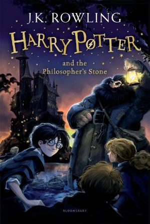 Kitabın üzlüyü Harry Potter and the Philosopher's Stone (AUDIOBOOK 1)
