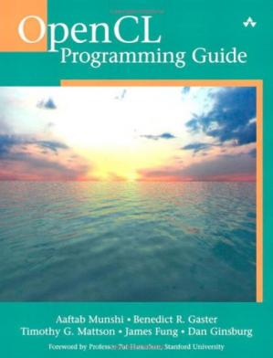 Book cover OpenCL Programming Guide