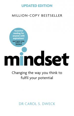 Обкладинка книги Mindset - Updated Edition: Changing The Way You think To Fulfil Your Potential