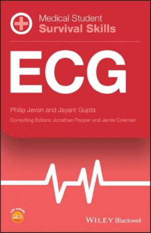 Book cover Medical Student Survival Skills: ECG