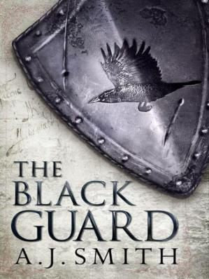 Book cover The Black Guard