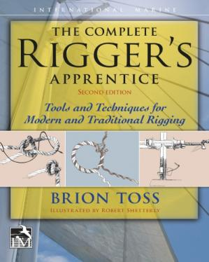 Okładka książki The Complete Rigger's Apprentice: Tools and Techniques for Modern and Traditional Rigging, 2nd Edition