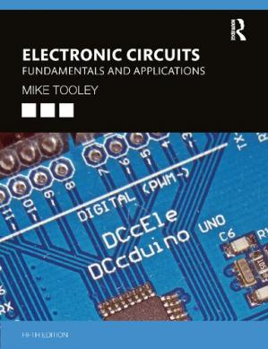 Book cover Electronic Circuits: Fundamentals and Applications