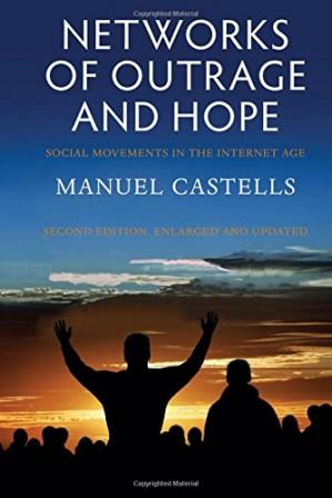 Sampul buku Networks of Outrage and Hope: Social Movements in the Internet Age