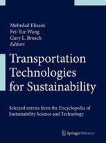 غلاف الكتاب Transportation Technologies for Sustainability
