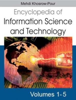 Couverture du livre Encyclopedia of Information Science and Technology, Volumes 1-5