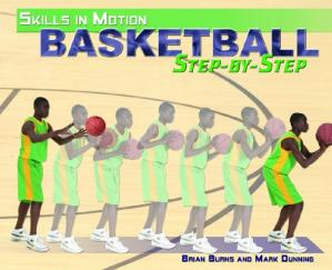 Book cover Basketball Step-By-Step