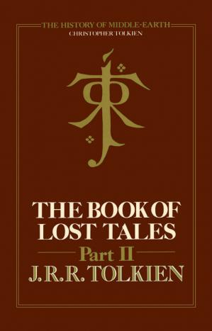 Sampul buku The Book of Lost Tales II