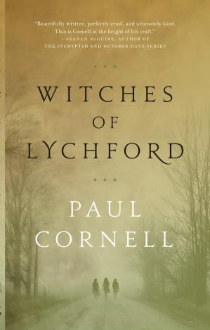 Book cover Witches of Lychford Series, Book 1