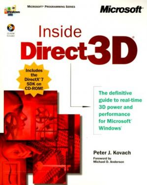 Buchdeckel Inside Direct3D