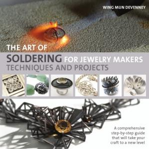 Copertina The Art of Soldering for Jewelry Makers: Techniques and Projects