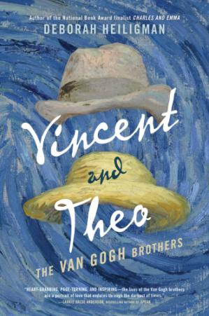Book cover Vincent and Theo: The Van Gogh Brothers