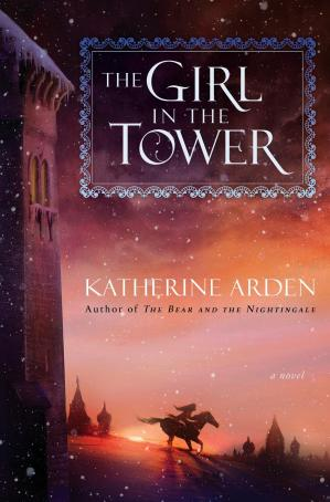 Book cover Arden, Katherine - Winternight 02 - The Girl in the Tower